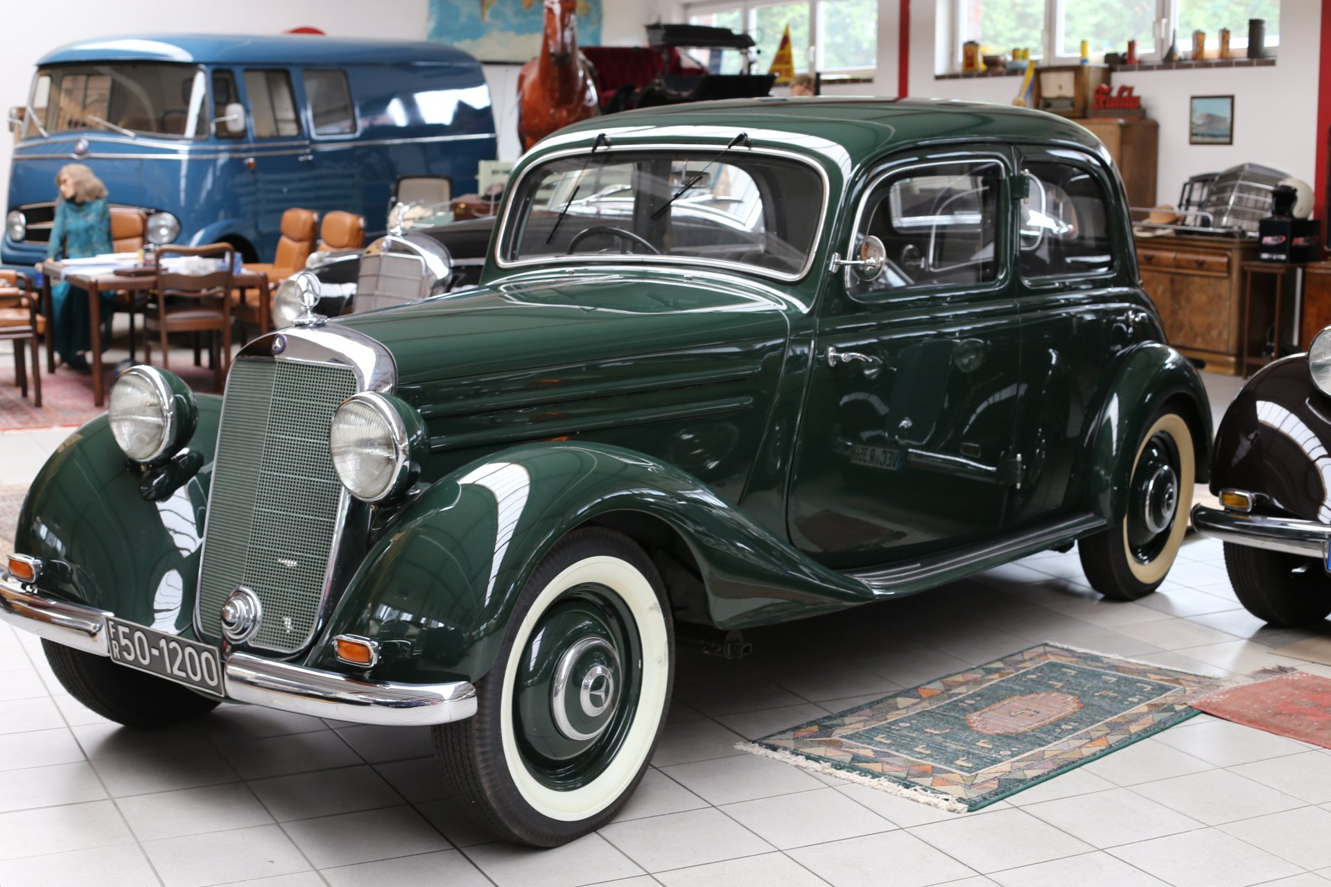 Private classic car collection reduction – email for further details