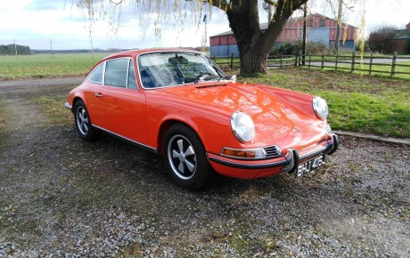 Comprehensive restoration 911T