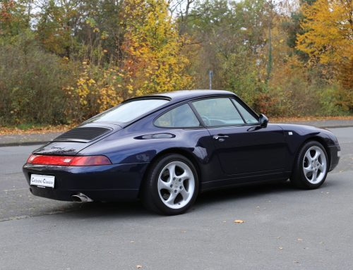 Porsche 911 Carrera (993) Coupe