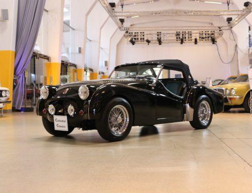 Triumph TR2 1955