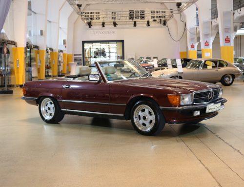 Mercedes-Benz (R107) 300 SL