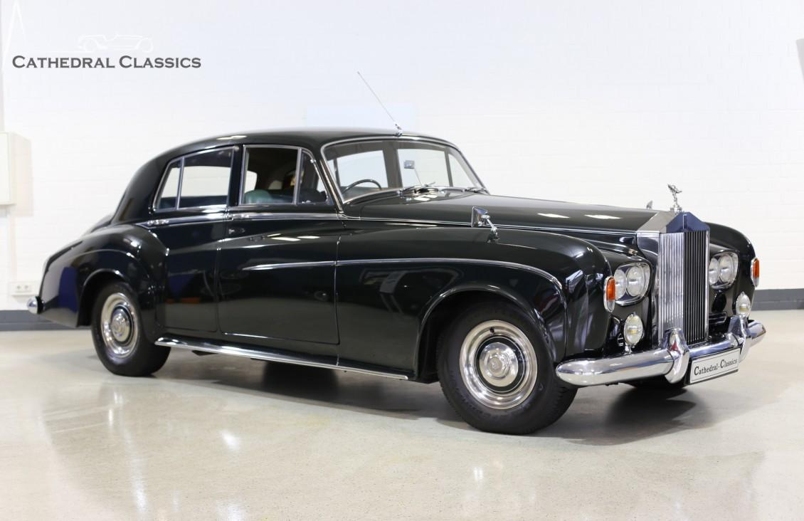 Rolls Royce Silver Cloud Iii 1963 Cathedral Classics