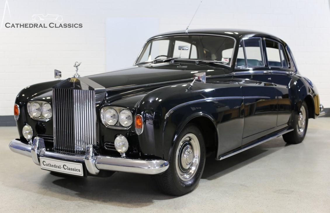 rolls royce silver cloud iii 1963 cathedral classics. Black Bedroom Furniture Sets. Home Design Ideas