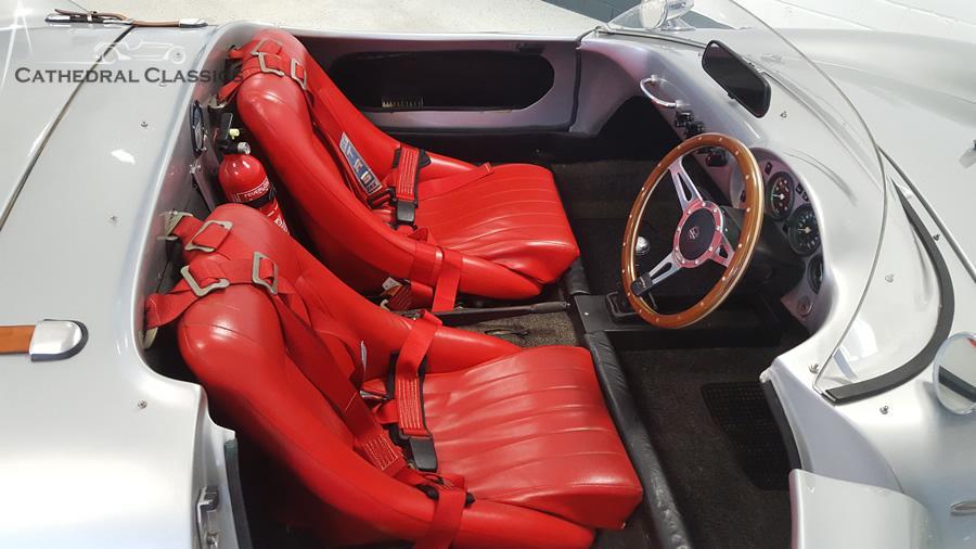Porsche 550 Spyder Replica 1991 Cathedral Classics