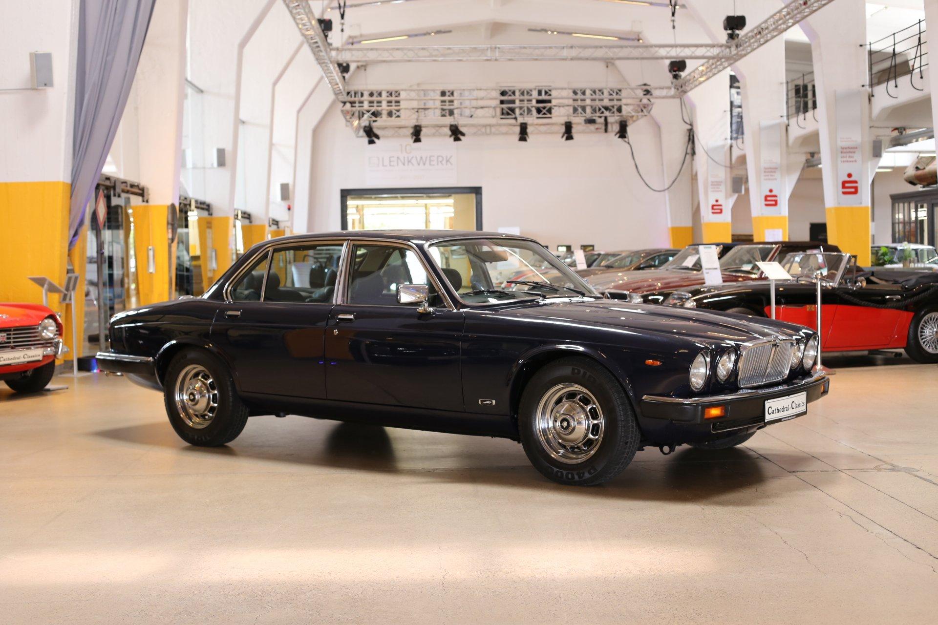 Jaguar Sovereign 5.3 V12