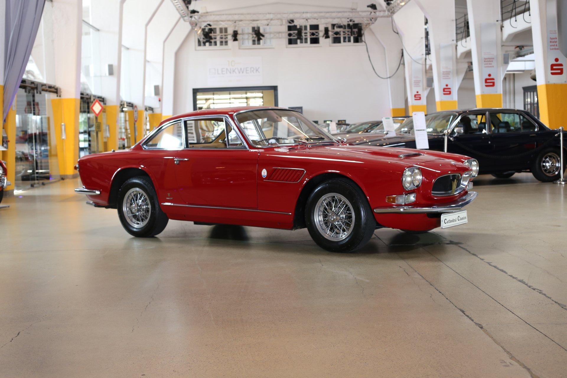 Maserati Sebring 4.0